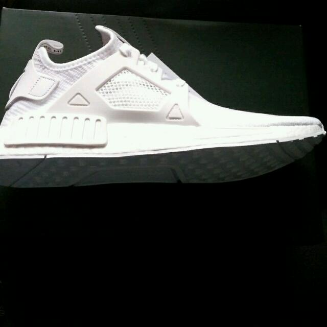 Nmd_xr1 White Size 9.5, 10, 10.5 DS