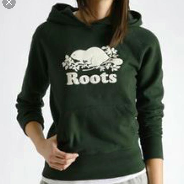 Original Roots Pull Over Sweater