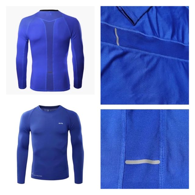 d2011934fa Outto Long Sleeve Professional Training, Personal Fitness Stretch ...