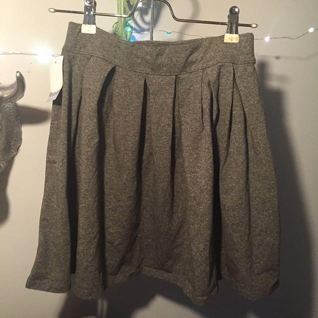 Pleated Mini Skirt By Talula - Aritzia