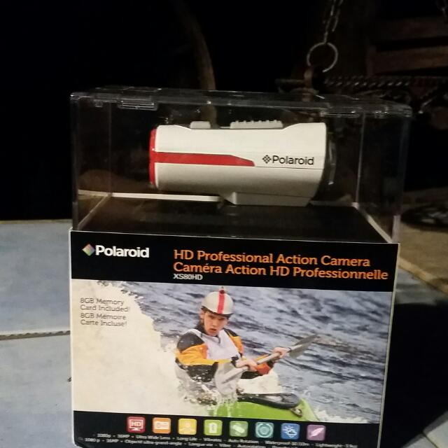 Polaroid HD Professional action Camera