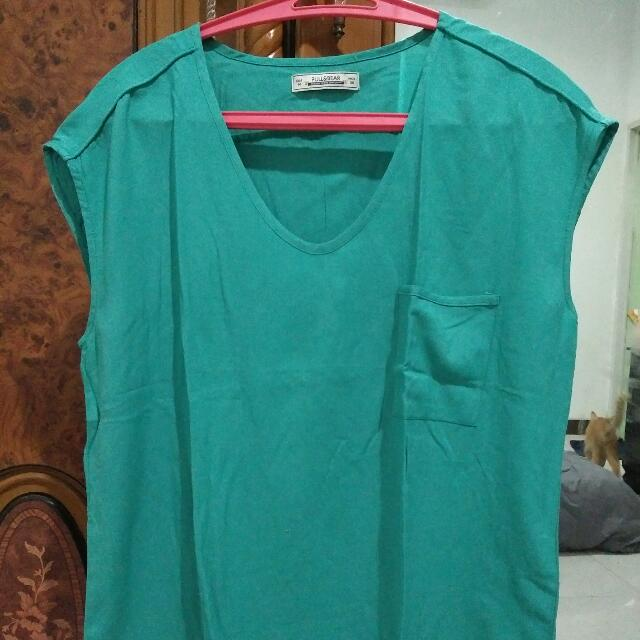 Pull &  Bear Blouse, Size M