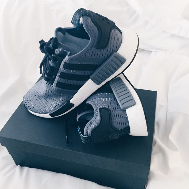 Adidas Nmd Footlocker Exclusive, Sports on Carousell