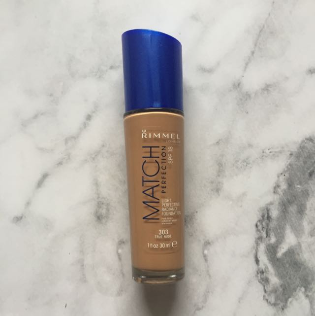 Rimmel Match Perfection Foundation - 303 True Nude