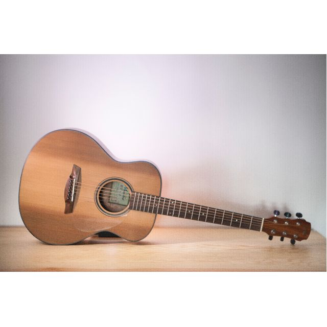 [PRICE LOWERED] Maestro ET-1 Travel Size Handcrafted Acoustic Guitar
