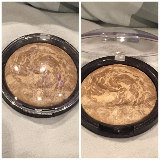 SAVVY MINERAL BAKED BRONZER
