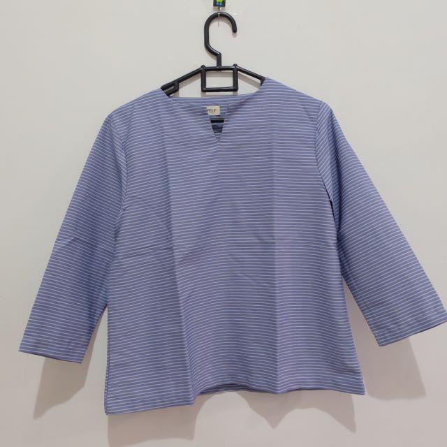 (NEW) Shirt Stripe
