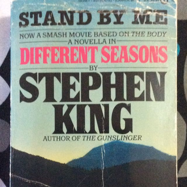 Stephen King (Stand By Me)