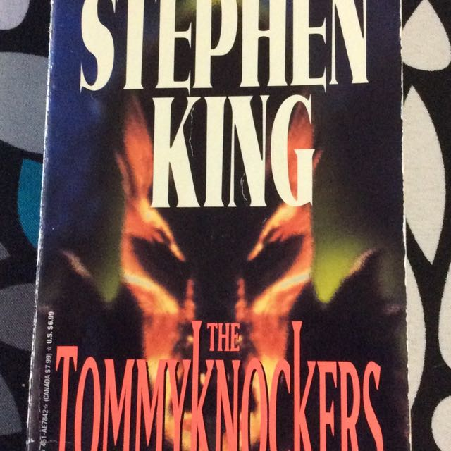 Stephen King (The Tommyknockers)
