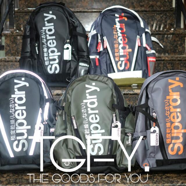 Tas Ransel Superdry (Backpack)