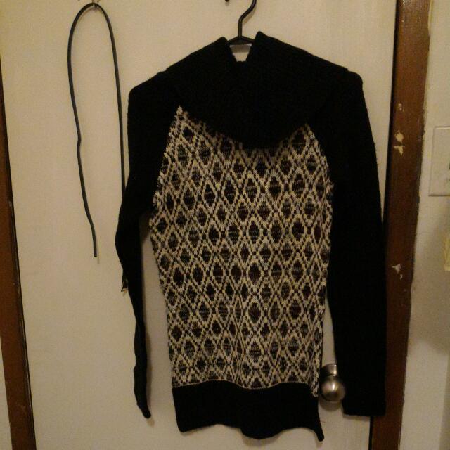 Suzy Turtleneck Sweater