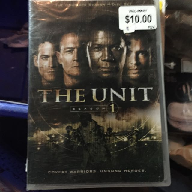 The Unit Seasons 1 And 2 Never Opened