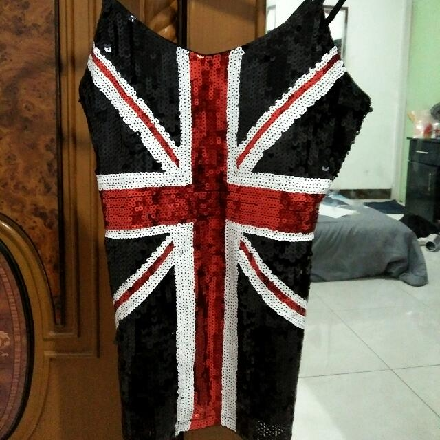 Top Sequin, Fit To L