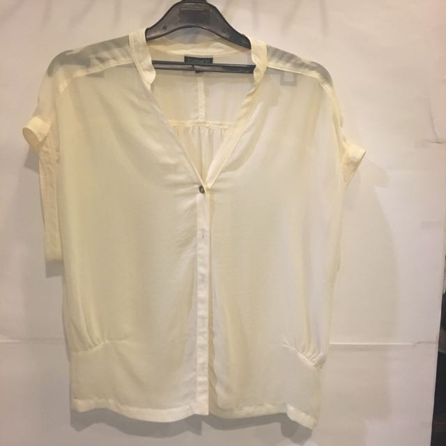 TOPSHOP White Top