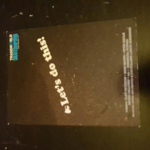 Transworld DVD