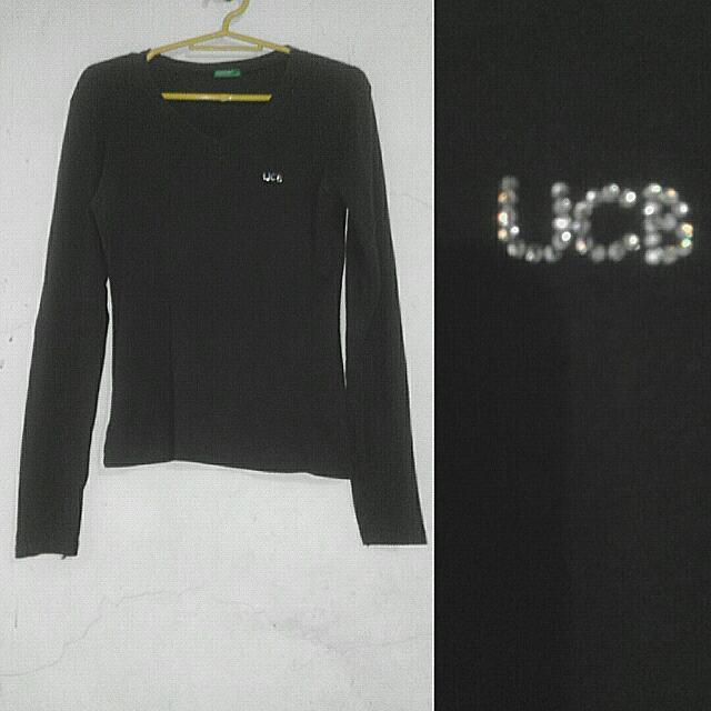 UCB Brown Long Sleeves