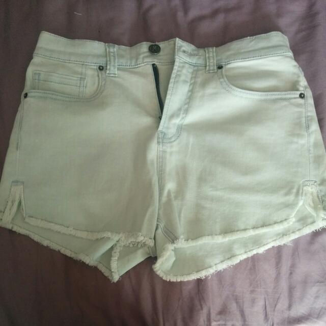VS High Waisted Shorts