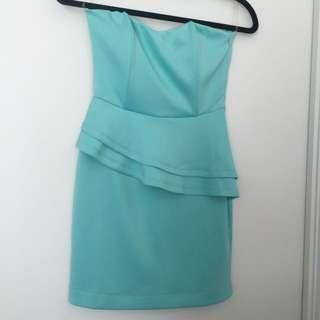 New Strapless Dress From Hautelook