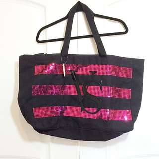 Victoria's Secret Beach/tote Bag