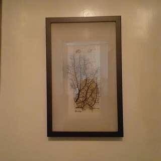 立體珊瑚畫