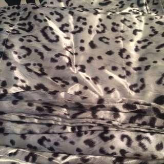 Queen Size Silk Sheet Set