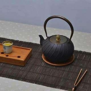日本關西鑄鐵壺