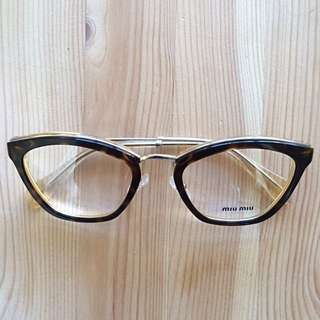 Miu Miu Eyeglass Frames