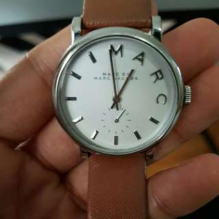 Marc Jacobs Bakers Watch