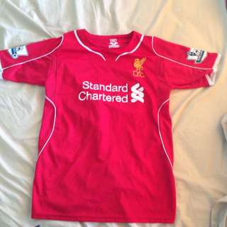 Liverpool FC Coutinho Jersey