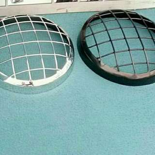 Headlamp Grills For Gts And Gt And Lx Primavera Vespa !!