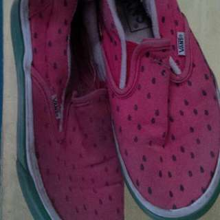 Vans Slip On Watermelon