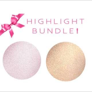 Smolder Cosmetics Highlight Bundle