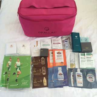 Sample Pack With Bag