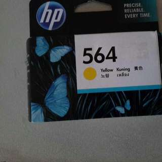 Genuine Hp 564 Ink
