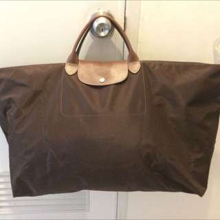 Authentic Longchamp Extra Large Travel Bag