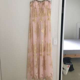 Forever New Maxi Dress Size 8