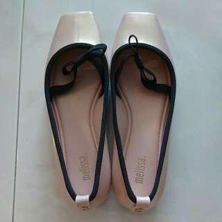 Melissa ballerina shoes