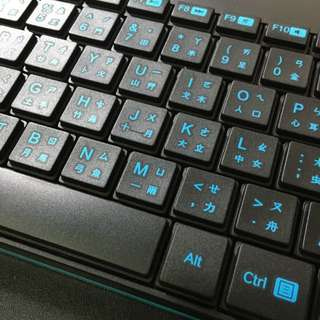 羅技 無線鍵盤滑鼠組 MK240