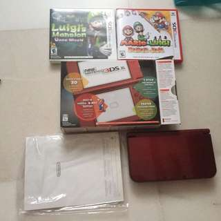 Used: New 3DS XL