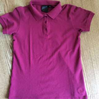 Polo Shirt Maroon