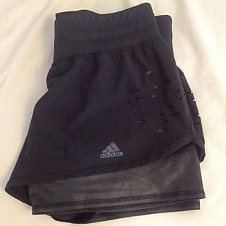 Two Peice Adidas Sport Shorts