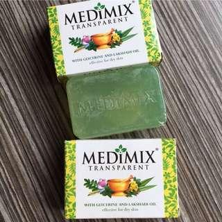 (全新)印度Medimix手工草本香皂