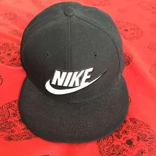 Nike Snapback Black Camo