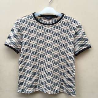 T Shirt Burberry