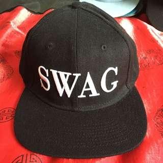 Mens Neon Hart Swag Snapback