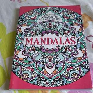 Mandalas Colouring