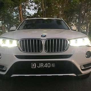 2015 BMW X3 LCI