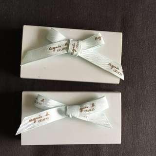 Agnès b. Délics Chocolate Box巧克力盒