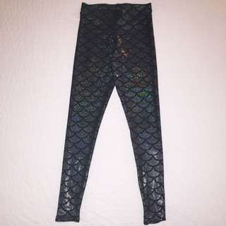 Blackmilk Merman Leggings