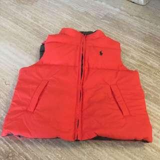 Like New Ralph Lauren Polo Gilet Jacket